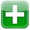 Badge, Social, netvibes, social network, Sn Green icon