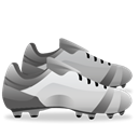 trainer, Football, sport, soccer Black icon