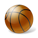 sport, Basketball, Ball Black icon