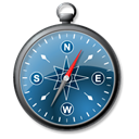 pioneering, exploration, compass, sailing, Explore, navigation, Browse, navigate Black icon