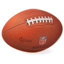 Football, american, sport Sienna icon