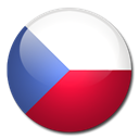 republic, Czech, flag, Country Black icon