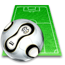 Worldcup, soccer, Football, Camp, Ball, sport Black icon