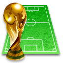 soccer, Football, sport, trophy, Worldcup, Camp LimeGreen icon