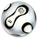 Worldcup, sport, Ball, soccer, Football Black icon
