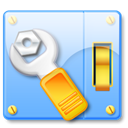 Control panel LightSkyBlue icon