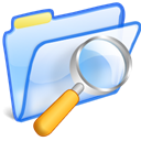 seek, Find, Folder, search Lavender icon