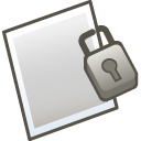 Pgp LightGray icon