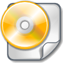 cd image LightGray icon