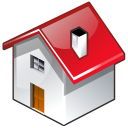 Home, house, Building, kfm, homepage Black icon
