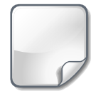 Blank, Empty WhiteSmoke icon