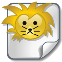 Dvi Goldenrod icon