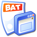 bat, old Black icon