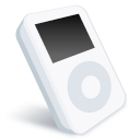 ipod WhiteSmoke icon