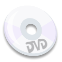 Dvd, disc WhiteSmoke icon