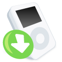 Downloads, ipod WhiteSmoke icon
