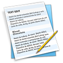File, Text, editor, document AliceBlue icon