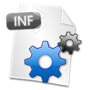 Inf Black icon