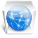 document, Server, File, paper RoyalBlue icon