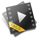 video, Rmvb Black icon