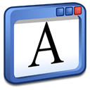Edit, write, writing, window SteelBlue icon