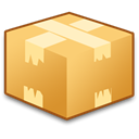 Box, Full SandyBrown icon