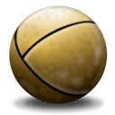 Ball, corporate, Art DarkOliveGreen icon