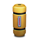 scream, Canister Black icon