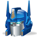 transformer, Optimus Black icon