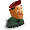 Human, people, leader, chavez, Account, member, profile, hugo, male, Man, user, person, Cartoon DarkSlateGray icon