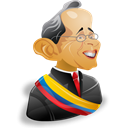 leader, Account, user, person, uribe, Human, Man, profile, alvaro, Cartoon, male, people, member Black icon