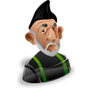 carzay, Man, profile, person, leader, hamid, people, male, Cartoon, user, Human, member, Account Black icon