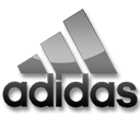 noir, Adidas Black icon