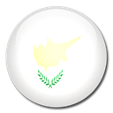 Country, Cyprus, flag Black icon