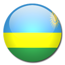 Country, Rwanda, flag Yellow icon