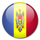 moldova, Country, flag Black icon