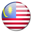 malaysia, flag, Country Black icon