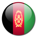 flag, Afghanistan, Country Black icon