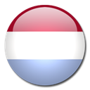 Luxembourg, Country, flag Black icon