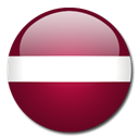 flag, Latvia, Country Maroon icon
