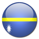 Nauru, Country, flag DarkSlateBlue icon