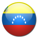 flag, Country, Venezuela Black icon