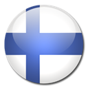 finland, Country, flag Black icon