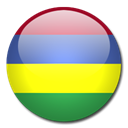 flag, Country, Mauritius Icon