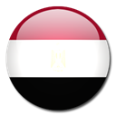 Egypt, flag, Country Black icon