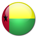 flag, guinea, Bissau, Country SeaGreen icon