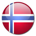svalbard, flag, Country Black icon