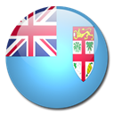 flag, Country, Fiji CornflowerBlue icon