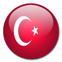 flag, turkey, Country Firebrick icon