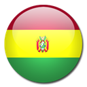 flag, Country, Bolivia SeaGreen icon